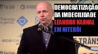 Leandro Karnal detona Pastor Silas Malafaia e Jair Bolsonaro - YouTube