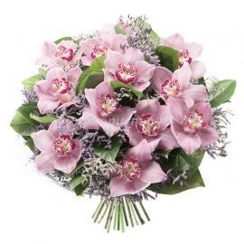Букеты из экзотических цветов - букет из орхидей - доставка букетов, доставка цветов, заказ букетов и цветов, цветы и букеты на заказ, букет невесты, розы, тюльпаны, гвоздики, хризантемы, лилии