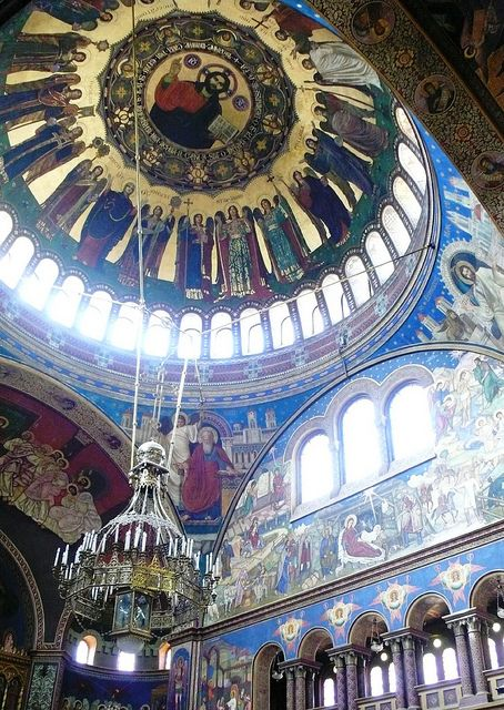 Romanian Orthodox Holy Trinity Cathedral by AquaZeiss, via Flickr