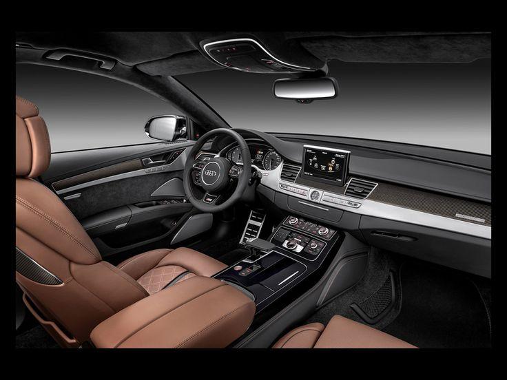 2014 Audi S8 - Interior