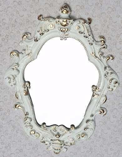 Espelho Veneziano provençal                                                                                                                                                     Mais