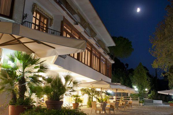 Urlaub im Cilento Hotel - Residence PARADISO Appartements im Cilento in Santa Maria di Castellabate