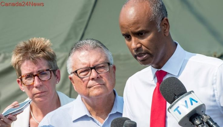 Human trafficking being investigated as possible cause of spike in asylum seekers: Goodale