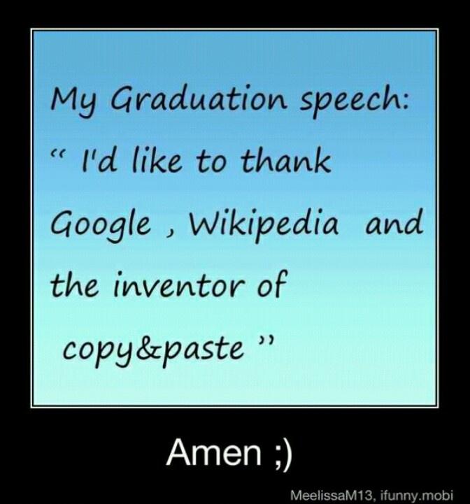 The  Best Funny Graduation Speeches Ideas On   Speech