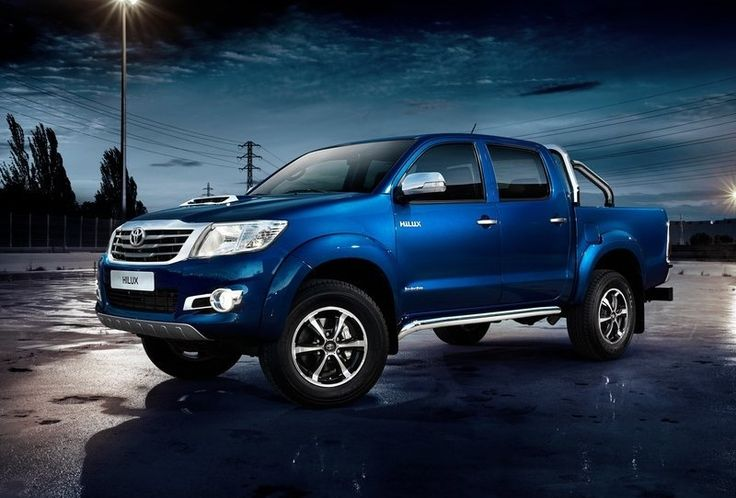 2014 Toyota Hilux Invincible
