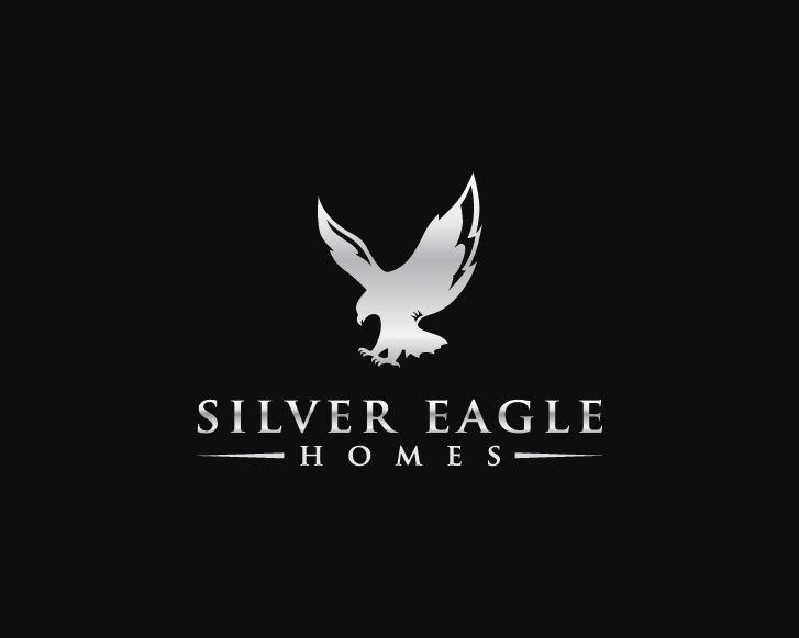 Silver Eagle Homes Logo by vatz