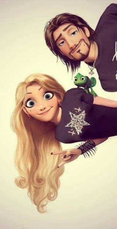Berühmt Les 13 meilleures images du tableau Personnages Disney version  DI76