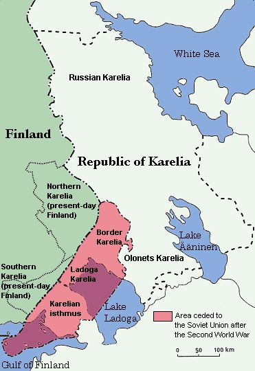 A Nation in Transition: The Resettlement of the #Karelian Evacuees
