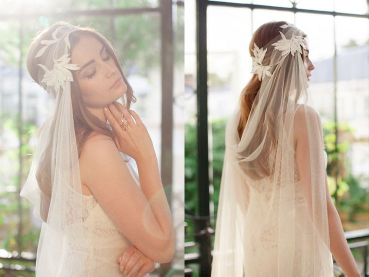 20 Classic Veils Perfect For A Timeless Bridal Look