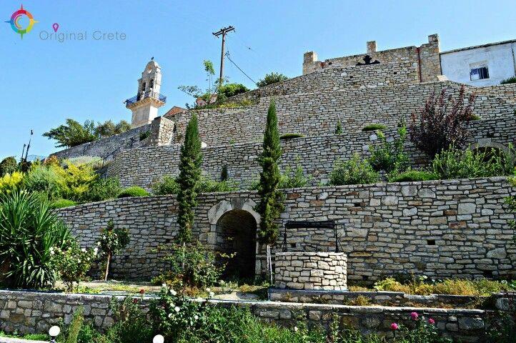 Agios Mironas #traditional #village #Crete #OriginalCrete