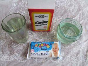 рецепт мыла