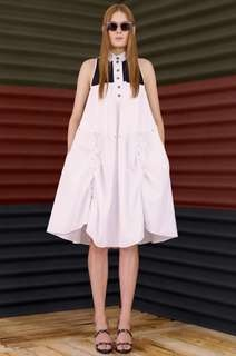 The Kenzo Resort 2013 Collection is Full of Shapely Silhouettes #fashion #coachella trendhunter.com trapeze