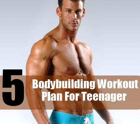 Teen Workout Plan 36