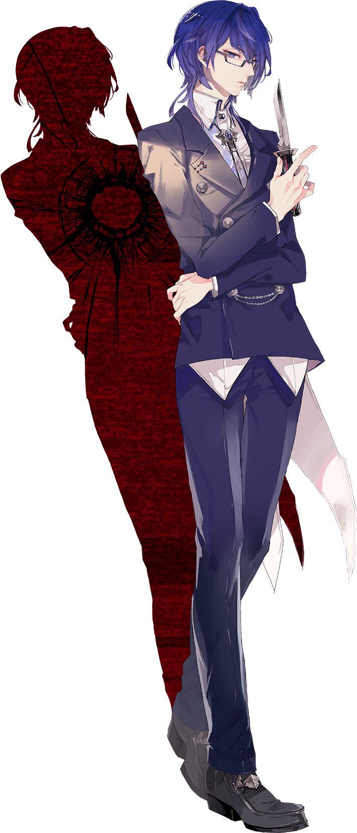 rejet criminale! | Tags: Anime, Fuyuomi, Rejet, Criminale!, Lucia (Criminale!), Dagger