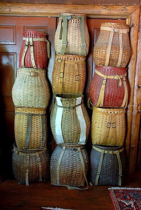 Basketry.