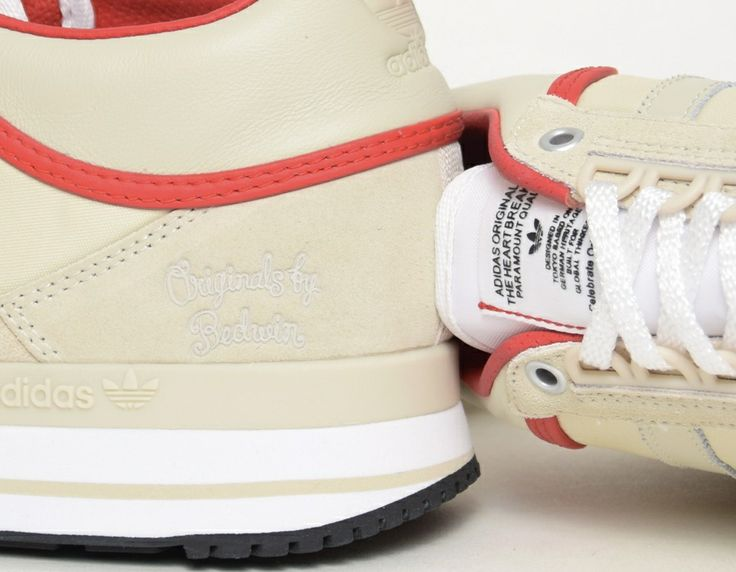 #adidas ZX 500 MID #Bedwin #sneakers