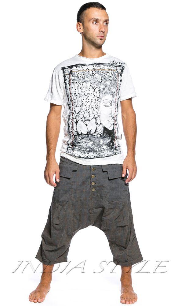 Мужская футболка Будда, лотос, этническая одежда, мужская индийская одежда, Индия, shirt Buddha , ethnic clothing , Indian clothes , India. 1280 рублей