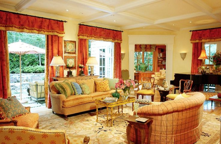 French Style Living Rooms Pinterest