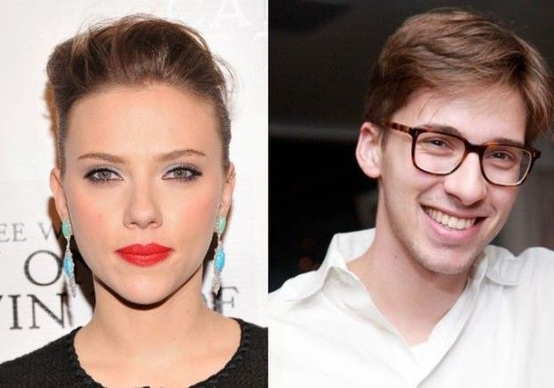 Pairs of Surprising Celebrity Twins ---------Scarlett and Hunter Johansson
