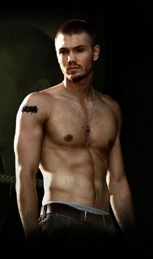 chad michael murry -  He is 30, I'm not even goin to hell for this one!