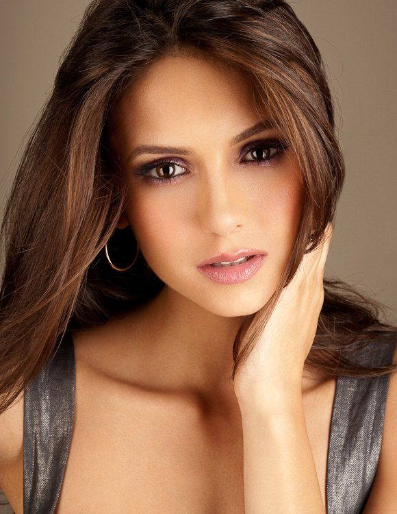 Nina Dobrev, one of my favorite actresses. This girl seriously has everything going for her