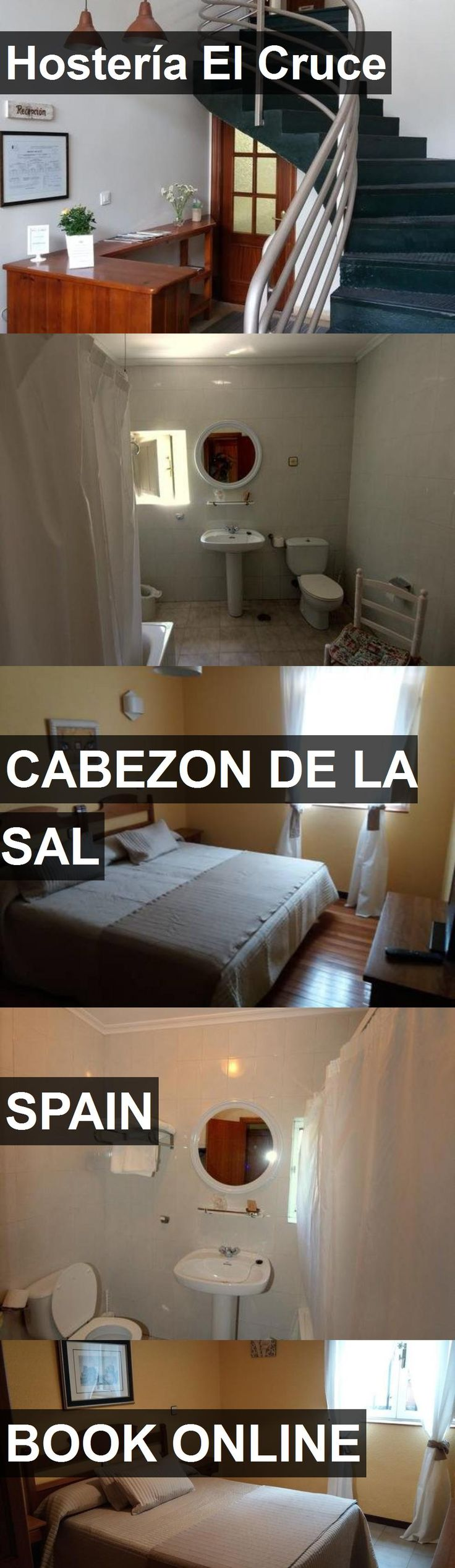 Hotel Hostería El Cruce in Cabezon de la Sal, Spain. For more information, photos, reviews and best prices please follow the link. #Spain #CabezondelaSal #travel #vacation #hotel