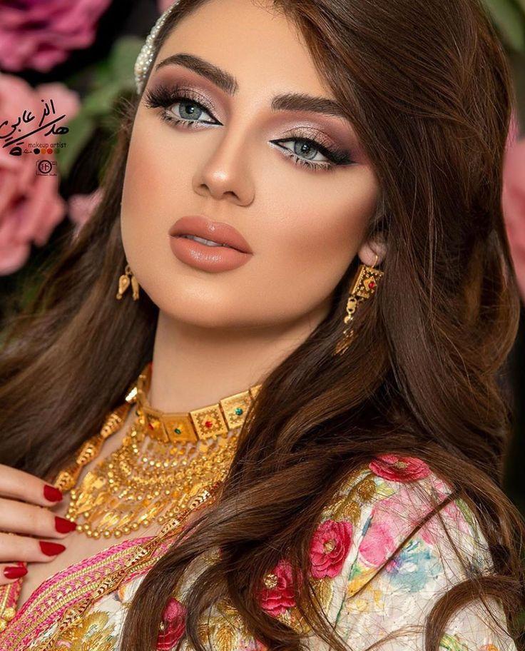 almaha_makeup.artist الميك اب الجممميل💕 haneen_studio