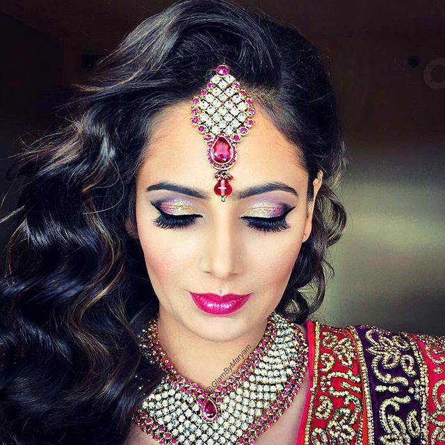@glambymaryam working her magic on this stunning bride. Maryam is loving our Companion Lash Glue! It is latex free, and easy apply with our wand applicator. See what it's all about on www.esqido.com/shop