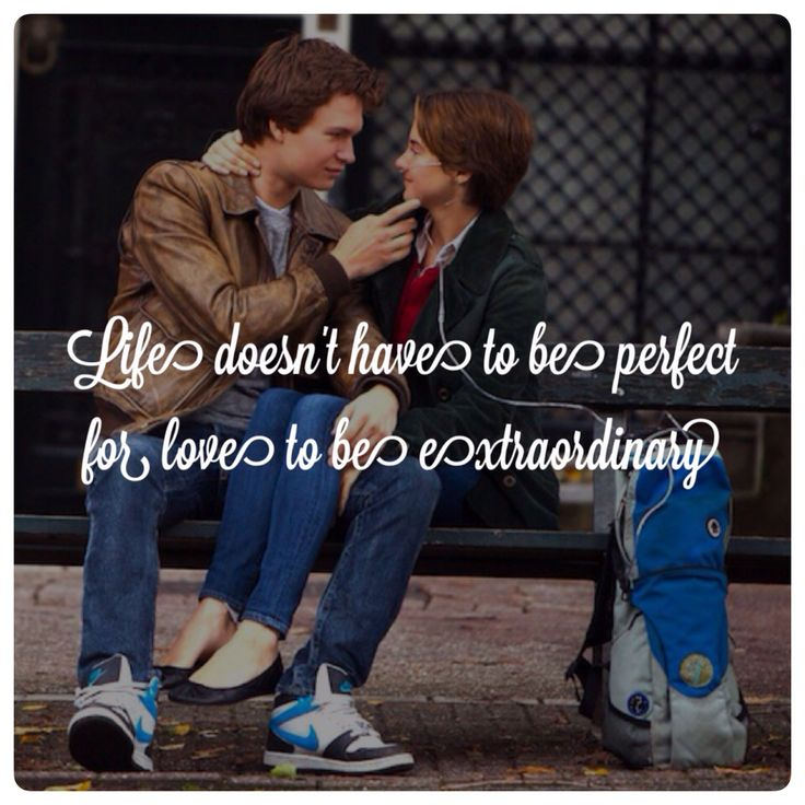 The Fault In Our Stars Quotes Movie: Escape To Another Land