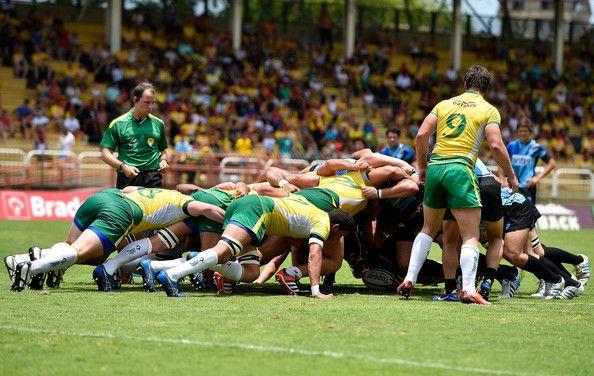 Brazil v Uruguay - Rugby XV International Friendly
