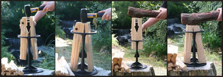 The Kindling Cracker, awesome product developed by a New Zealander!!