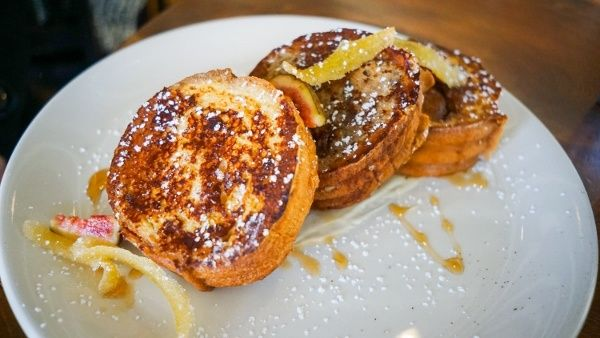 The Porch is one of the most popular restaurants in the Oakland neighborhood of Pittsburgh- especially for a weekend brunch. A must try!