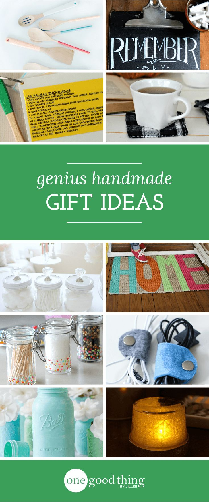 Simple Handmade Gifts Part Eleven 609