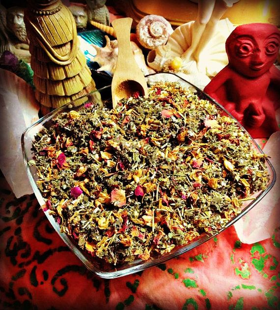 YONI STEAM Herbal Blend Bajos Vaginal Steam Bath by ShaktiStudios  #yonisteam women's holsitic healing herbal