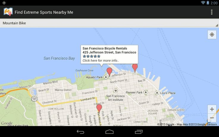 Find Extreme Sports Nearby Me is a simple apps that helps you find the nearest extreme sports places/spots (such as bungee jump, surfing, sky diving and many more) based on your current location.<br/>Once you found the place, you can then find the locatio http://www.deepbluediving.org/differences-between-a-dive-and-a-snorkel-mask/