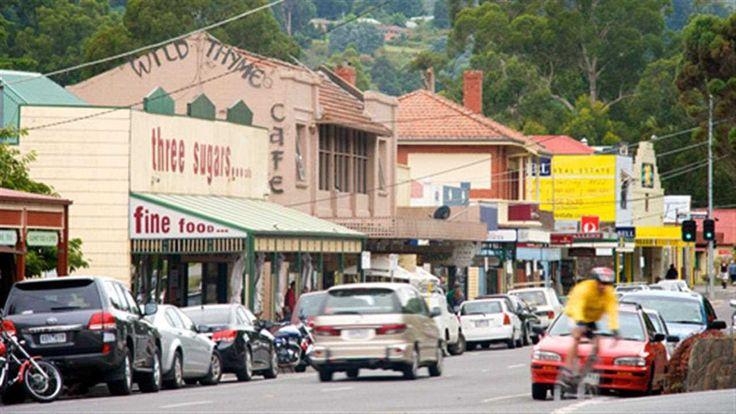Warburton, Yarra Valley and Dandenong Ranges, Victoria, Australia