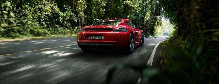 Consumo de combustible* 718 Cayman GTS, 718 Boxster GTS: Urbano en l/100 km 12,3-10,9; Carretera en l/100 km 7,0-6,6; Combinado en l/100 km 9,0-8,2; Emisiones CO2 en g/km 205-186.