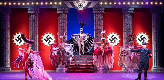 It May Be Fall, But It Is Always Springtime For Hitler. Mel Brooks' The Producers