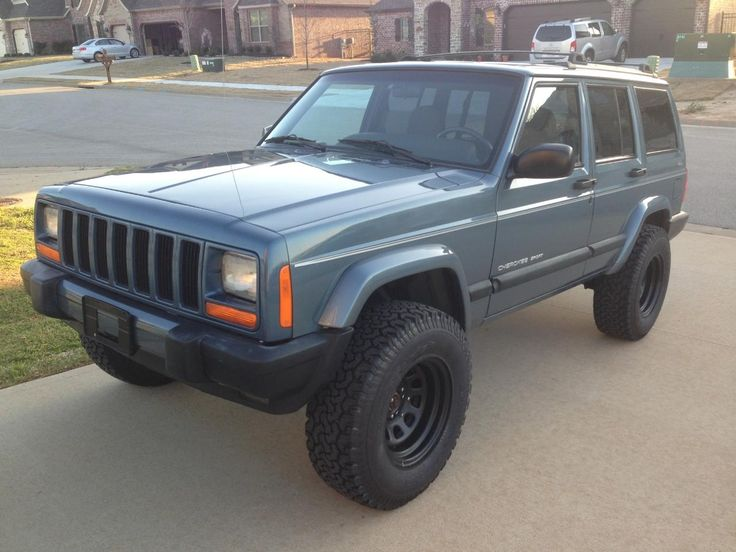 448 best images about Jeep on Pinterest  4×4, Cherokee