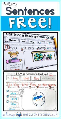 how to best teach object focus sentence