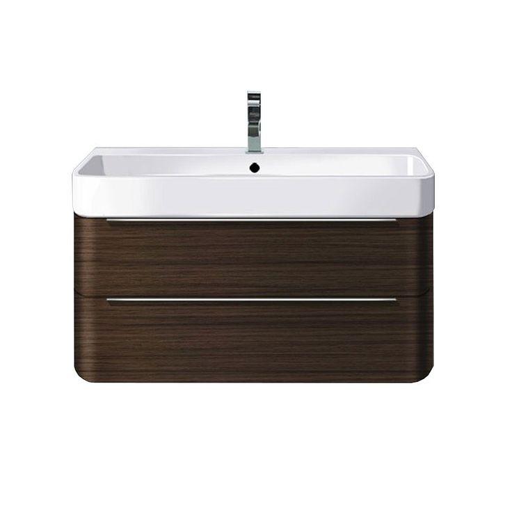 Duravit Happy D.2 2-Drawer Vanity Unit   Vanity & Basin Furniture Units   CP Hart