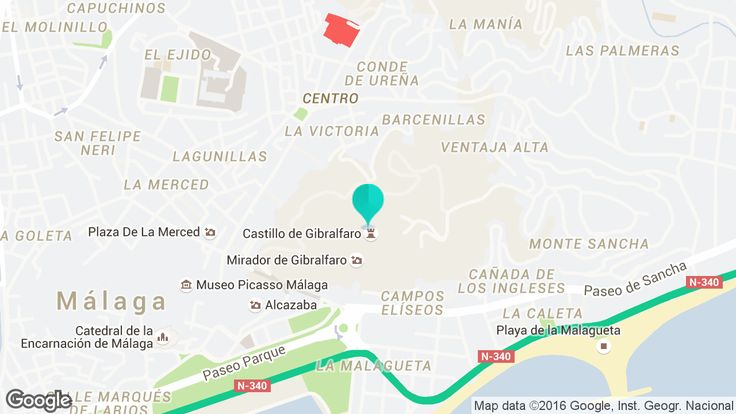 <p>One remnant of Málaga's Islamic past is the craggy ramparts of the Castillo de Gibralfaro, spectacularly located high on the hill overlooking...