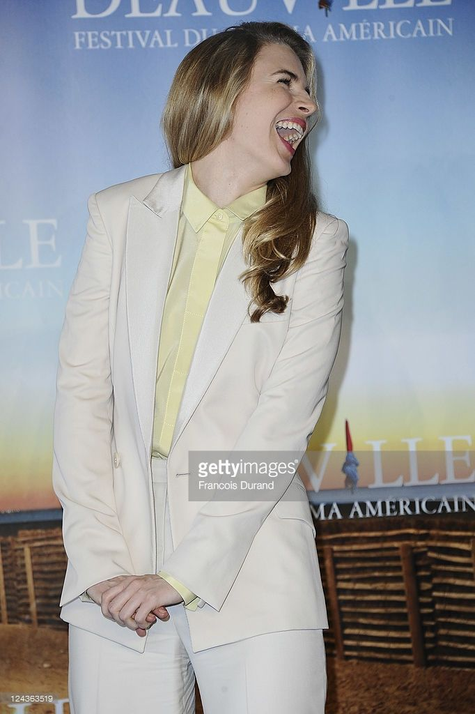 Actress Brit Marling poses during the 'Another Earth' Photocall during the 37th Deauville American Film Festival on September 9, 2011 in Deauville, France.