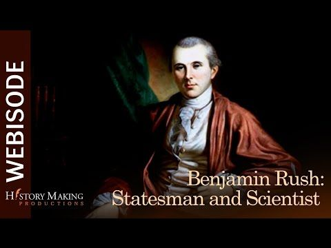 (3) Fever: 1793 - Benjamin Rush: Statesman and Scientist - YouTube