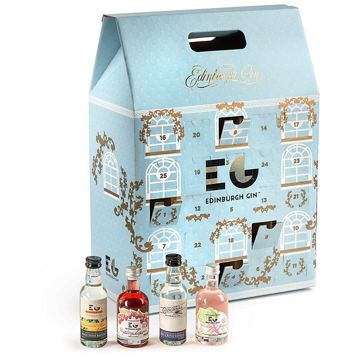 John Lewis Is Selling A Gin Advent Calendar