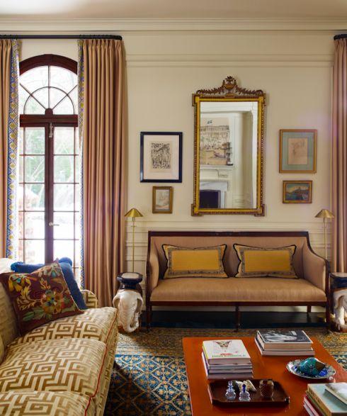 design by Katie Ridder living room ideas