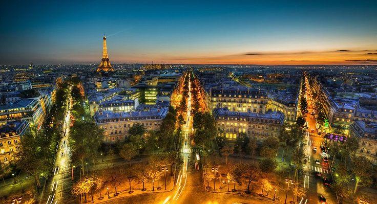 Paris - check!