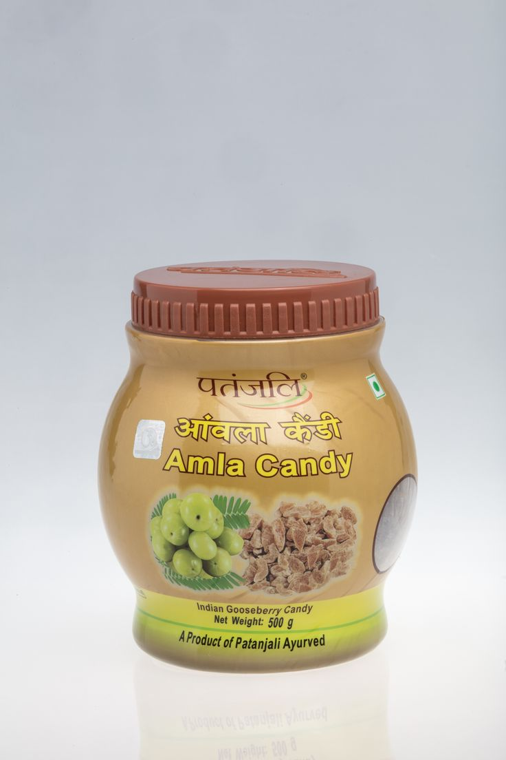 Amla Candy helps in maintaining good health and cures diseases of patients. Vitamin 'C' is abundant in this product