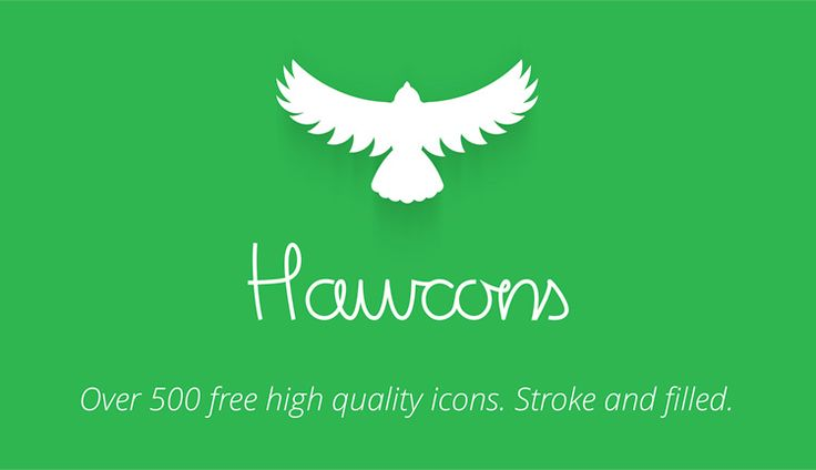 Get 500 icons for free. Hurry up!