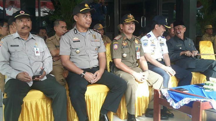 KABINAKTAR Binaan Kasat Binmas Polres Banjar Tampil Di HUT Anak Nasional 2017